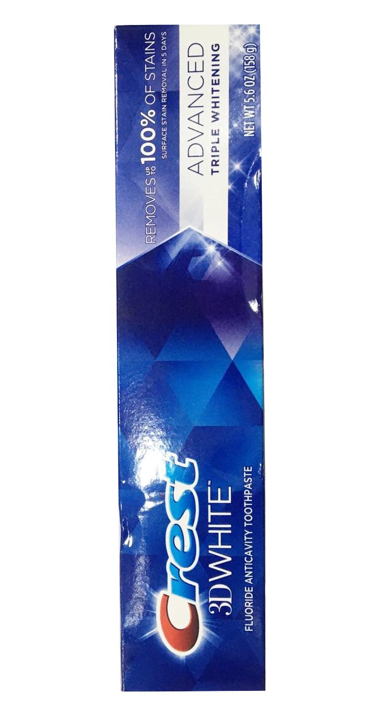 Kem đánh răng Crest 3D White Luxe Glamorous White làmột trong những dòng sản phẩm làm trắng răng chuyên dụng