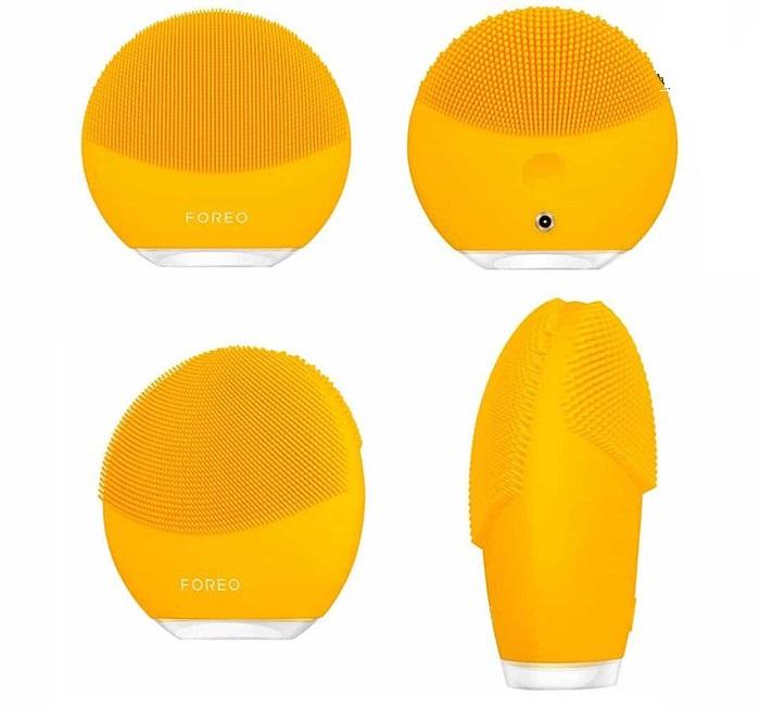 Thiết kế Foreo Luna Mini 3 cải hiện hiệu quả tác động trên da
