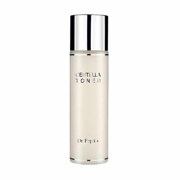 Nước hoa hồng Dr. Pepti+ Centella Toner chăm sóc da dịu nhẹ