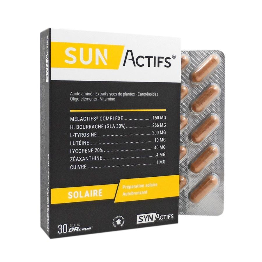 Viên uống chống nắng Sun Actifs Solaire