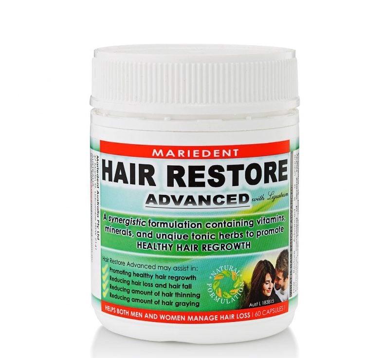 Viên uống mọc tóc Hair Restore Advanced