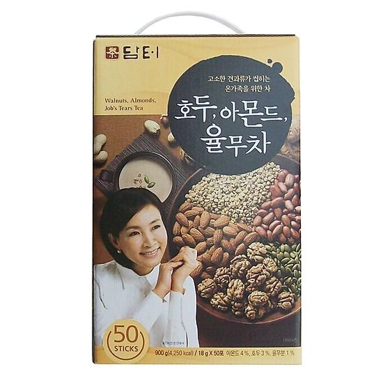 Bột Ngũ Cốc Damtuh Hàn Quốc Hộp 50 Gói mẫu mới