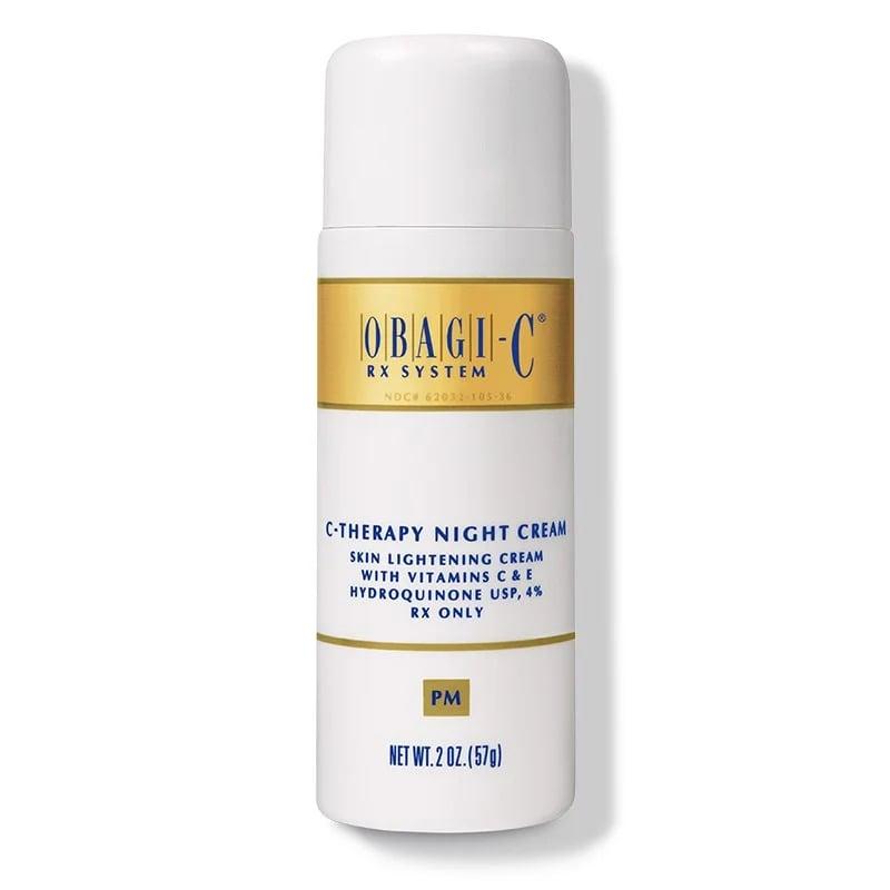 Kem dưỡng trị nám da Obagi C Rx C- Therapy Night Cream hỗ trợ cải thiện sức khỏe da mặt
