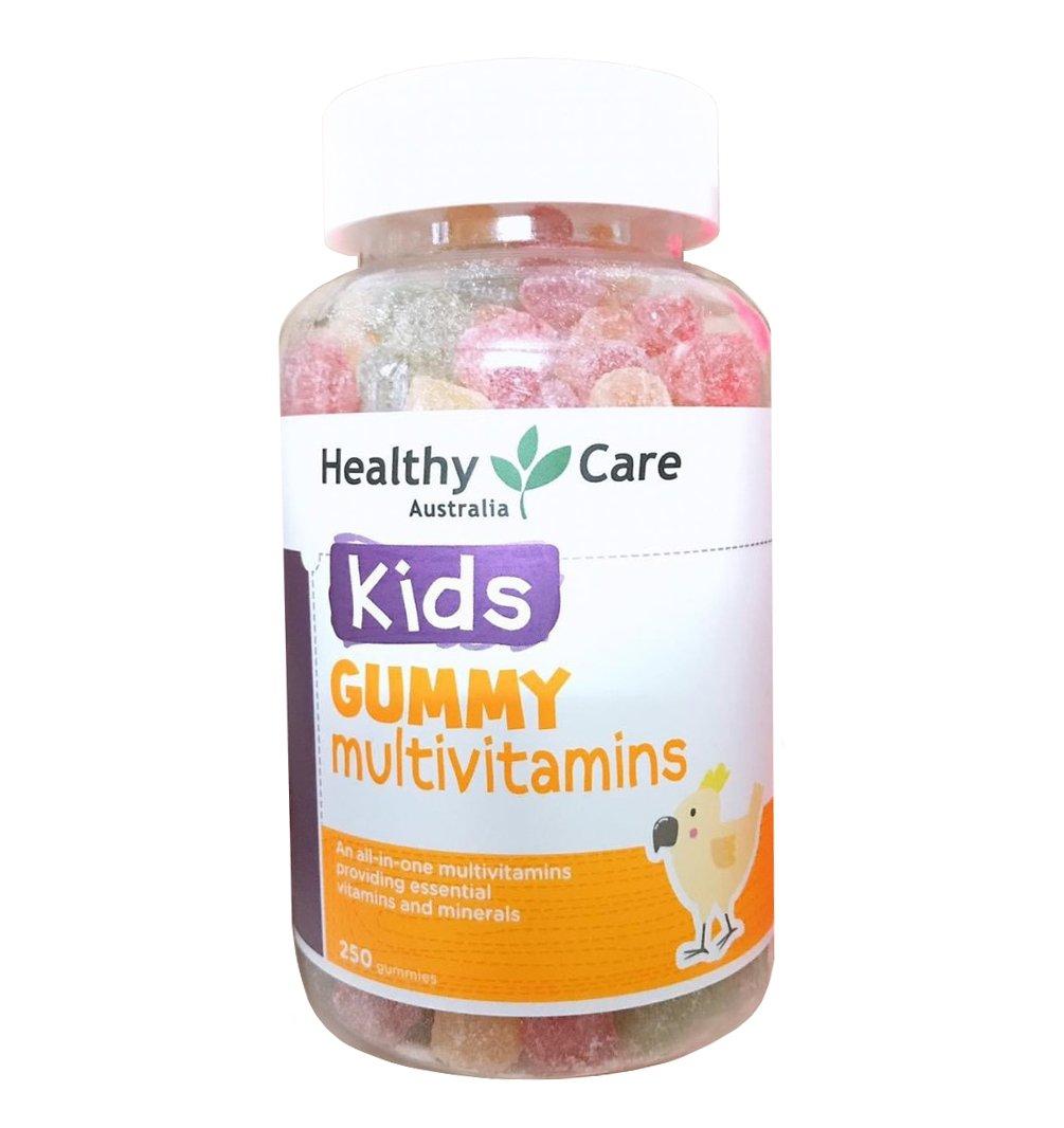 Healthy Care Gummy - Kẹo dẻo bổ sung vitamin tổng hợp cho bé