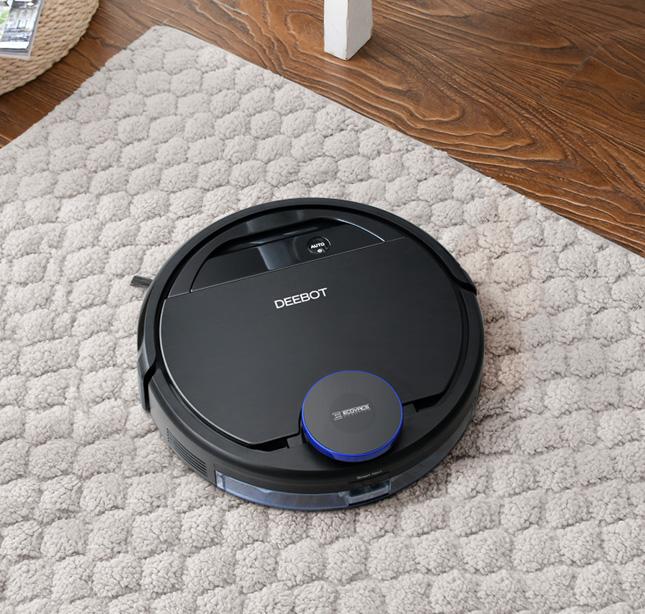 Robot làm sạch trên nhiều mặt sàn
