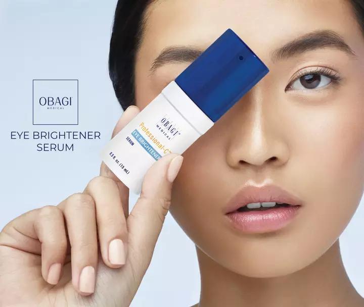 Serum Obagi Professional C Eye Brightener hỗ trợ cải thiện da vùng mắt