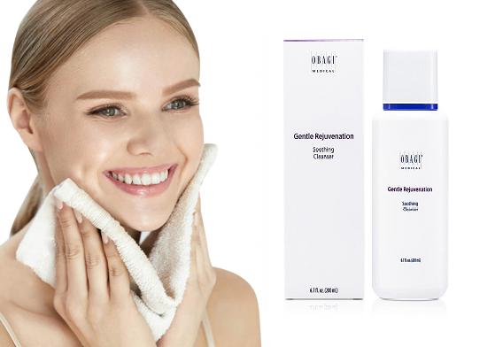 Hỗ trợ cải thiện và làm sạch da tối ưu
