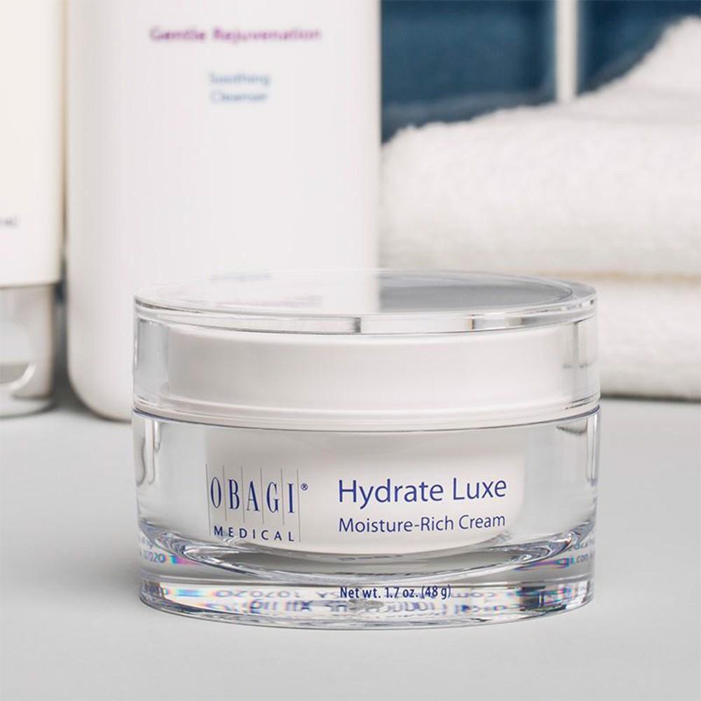 Kem dưỡng ẩm Obagi Hydrate Luxe chăm sóc và tăng cường cải thiện da