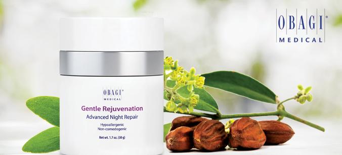 Kem dưỡng da Obagi Gentle Rejuvenation hỗ trợ cấp ẩm, dưỡng ẩm và bảo vệ da