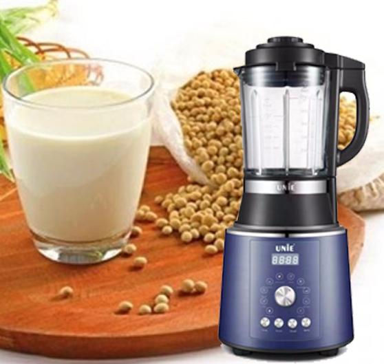Máy làm sữa hạt giữ hương vị nguyên bản, bảo vệ sức khỏe
