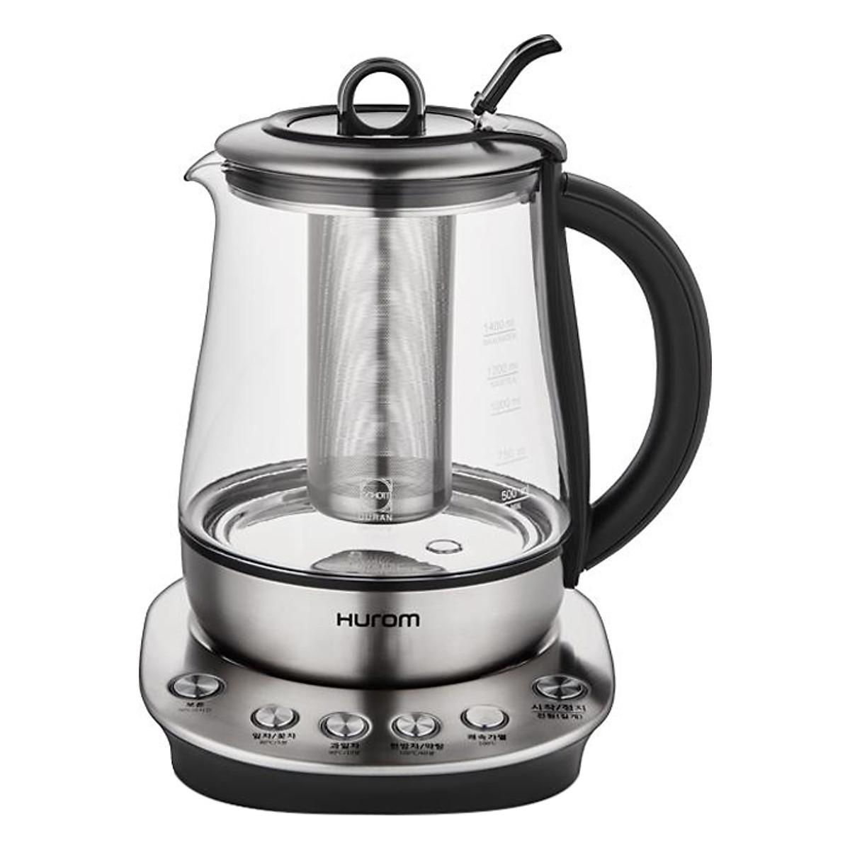 Bình nấu trà, chưng yến đa năng Hurom TM-B02FSS