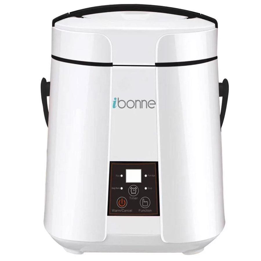 Nồi nấu nhanh đa năng ibonne IB-28 1.2 lít chính hãng cao cấp