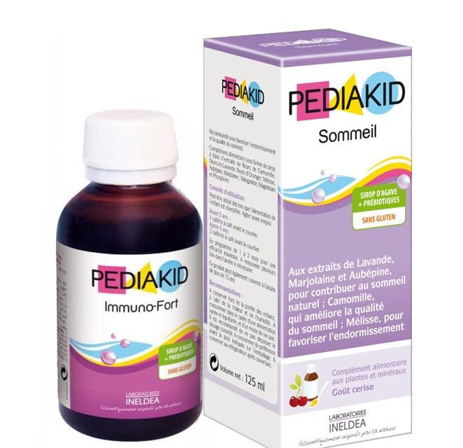 Pediakid ngủ ngon của pháp là sản phẩm nổi tiếng của hãng Ineldea