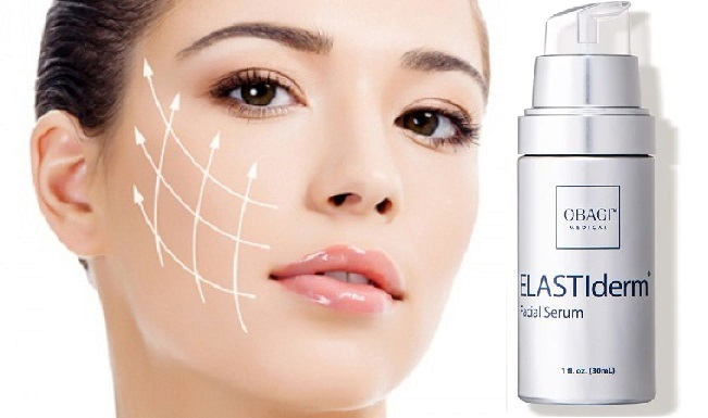 Serum hỗ trợ nâng cơ, tăng cường độ đàn hồi trên da