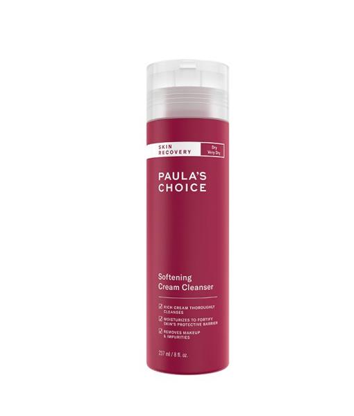 Sữa rửa mặt Paula's Choice Skin RecoverySoftening Cream Cleanser chuẩn chính hãng