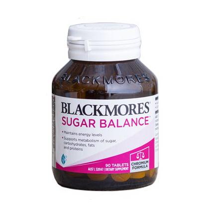 Viên uống Blackmores Sugar Balance mẫu mới