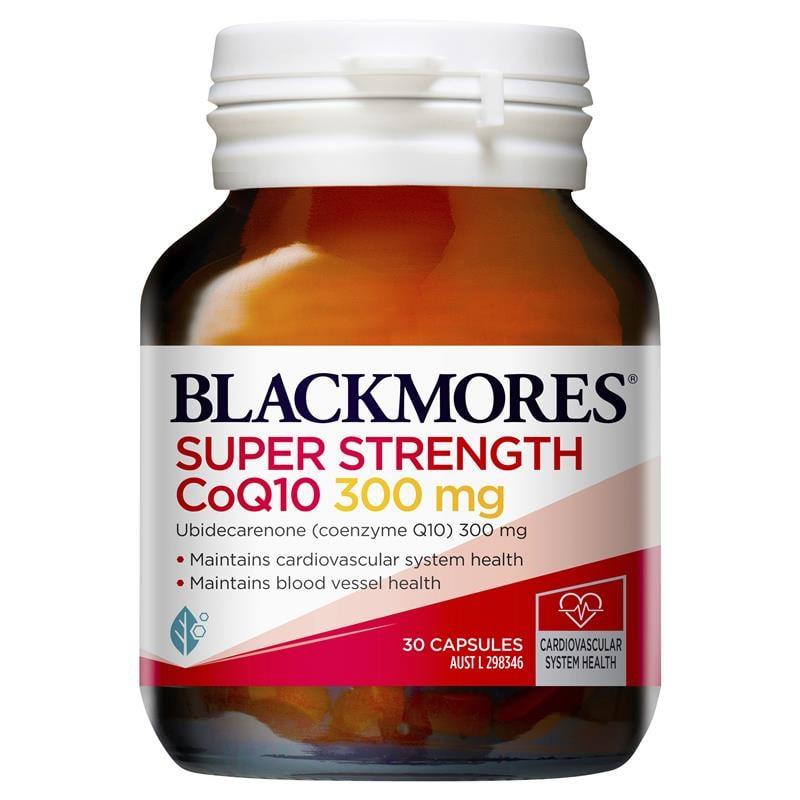 Viên uống hỗ trợ tim mạch Blackmores CoQ10