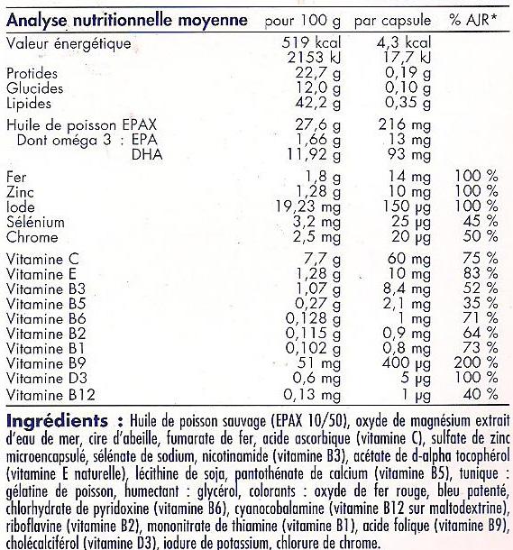 Vitamin tổng hợp cho bà bầu suvéal grossesse fer