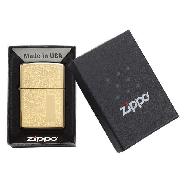 Thiết kế zippo có hộp đựng đi kèm