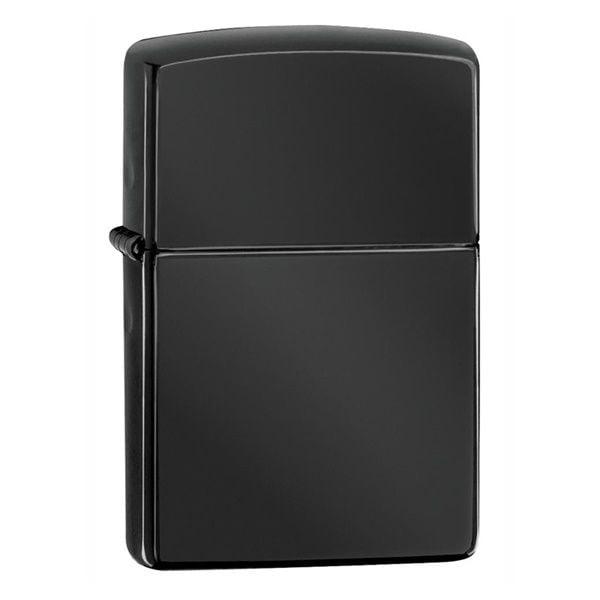 Zippo Ebony 24756 thiết kế đơn giản, sang trọng