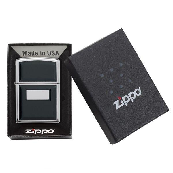 Zippo hỗ trợ đi kèm hộp chính hãng