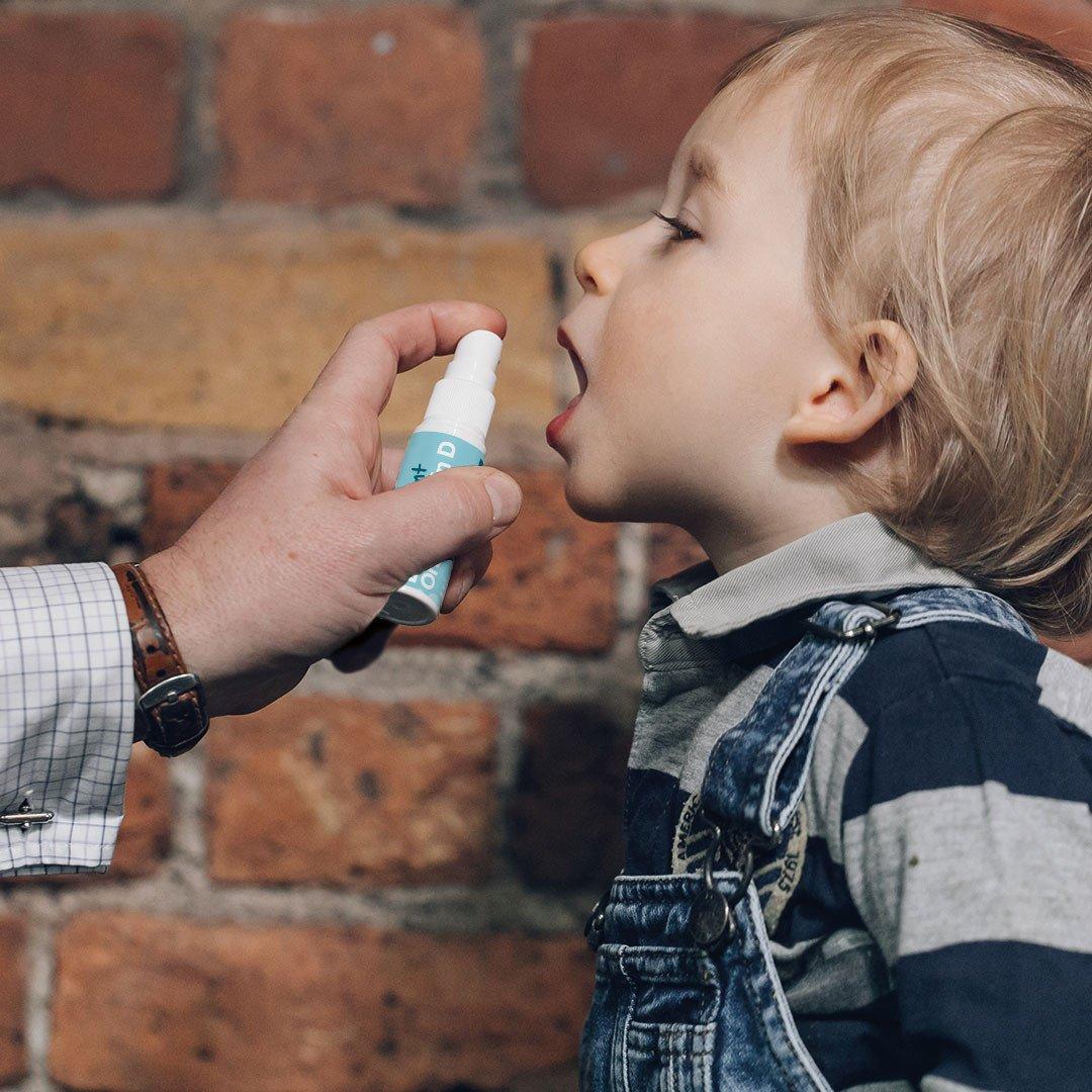 Cách sử dụng Dlux Infant Vitamin d3