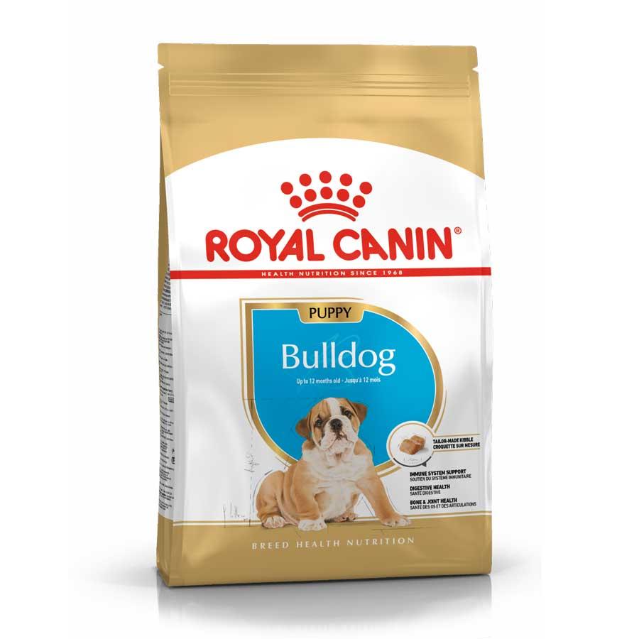 Thức ăn hạt cho chó Royal Canin Bulldog Puppy
