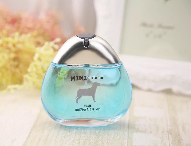 Nước hoa cao cấp cho chó mèo Mini thơm nhẹ nhàng, lưu hương lâu