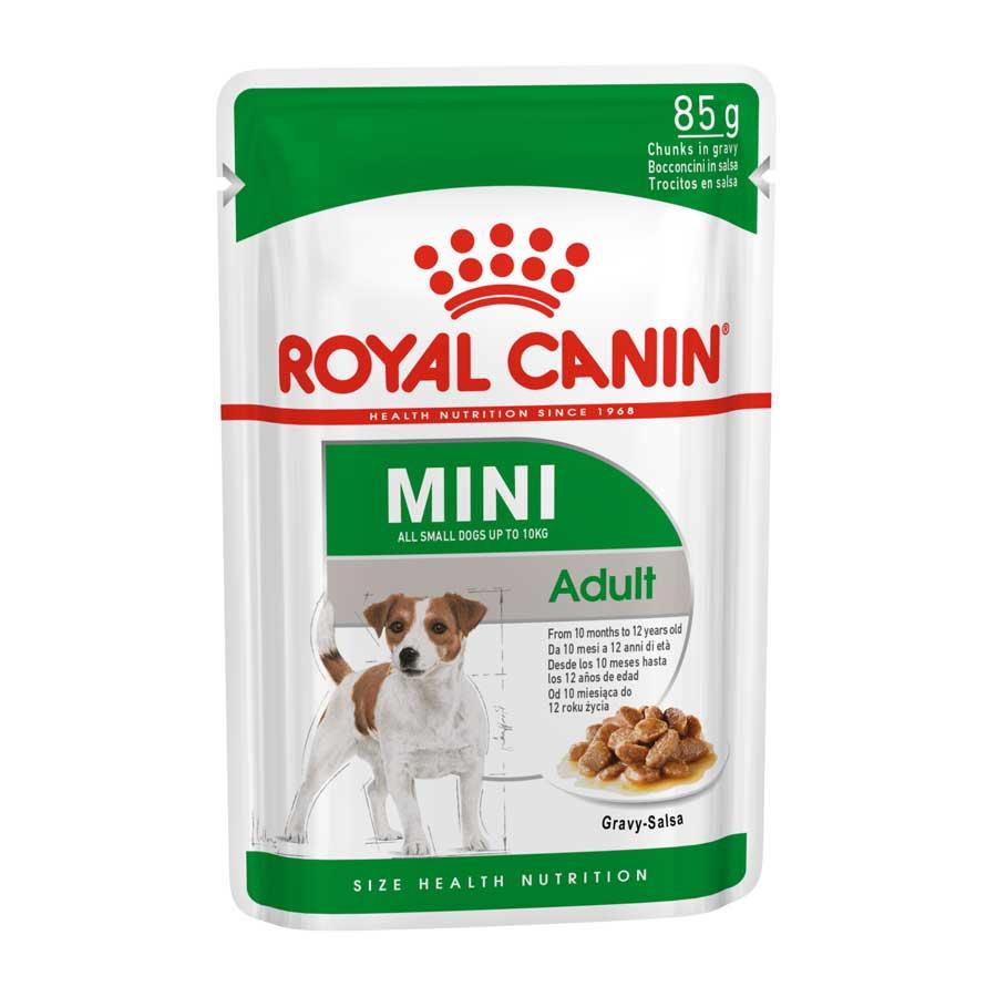 Pate Royal Canin Mini Adult cho chó trưởng thành cỡ nhỏ