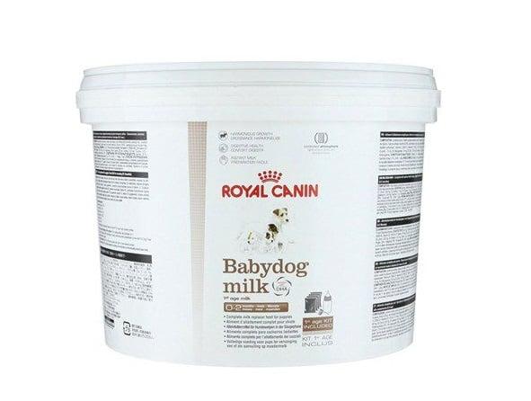 Sữa bột cho chó sơ sinh Royal Canin Baby Dog Milk