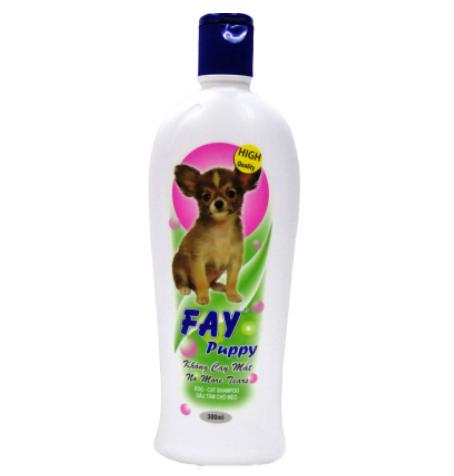 Dầu tắm cho chó mèo con Fay Puppy