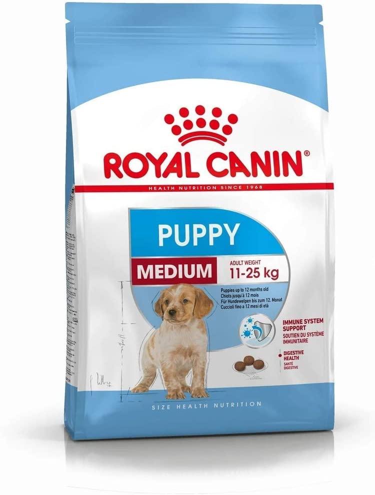 Thức ăn hạt Royal Canin Medium Puppy cho chó 2 -12 tháng tuổi