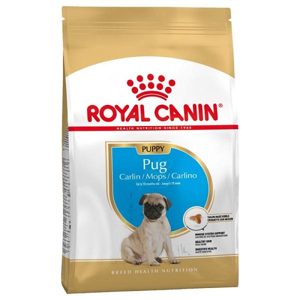 Thức ăn hạt chó Royal Canin Pug Puppy