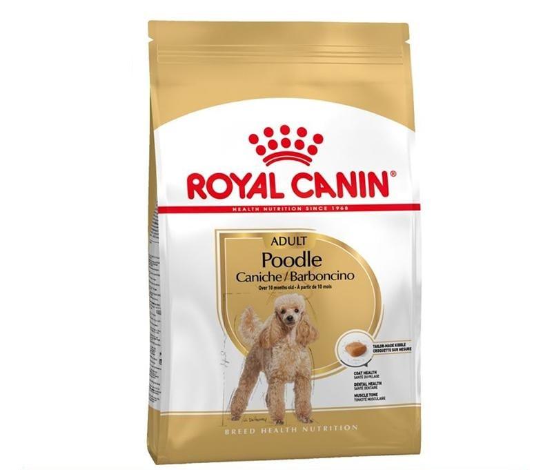 Thức ăn hạt cho chó Royal Canin Poodle Adult