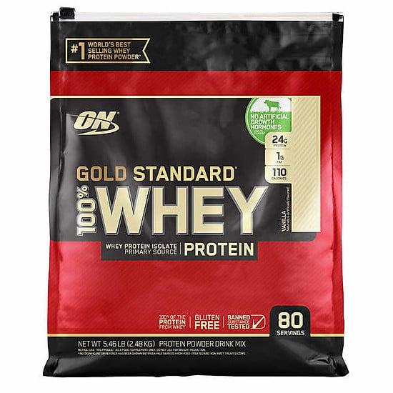 Thực phẩm bổ sung Whey Gold Standard 5Lbs