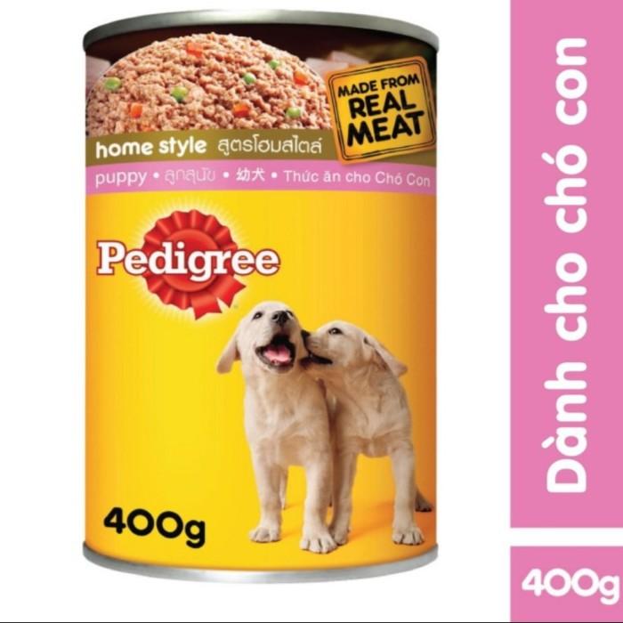 Thức ăn ướt Pedigree dạng pate mềm cho chó con