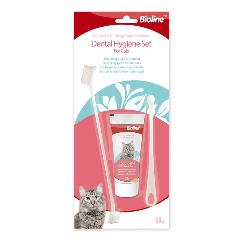 Bộ kem đánh răng Bioline Dental Hygiene Set