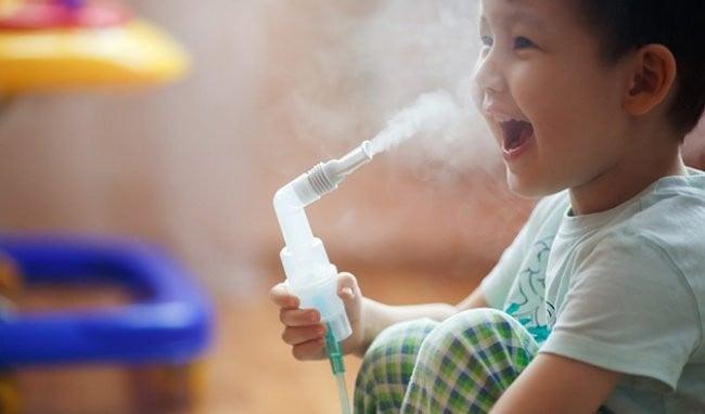 Cơ chế hoạt động của máy xông mũi họng