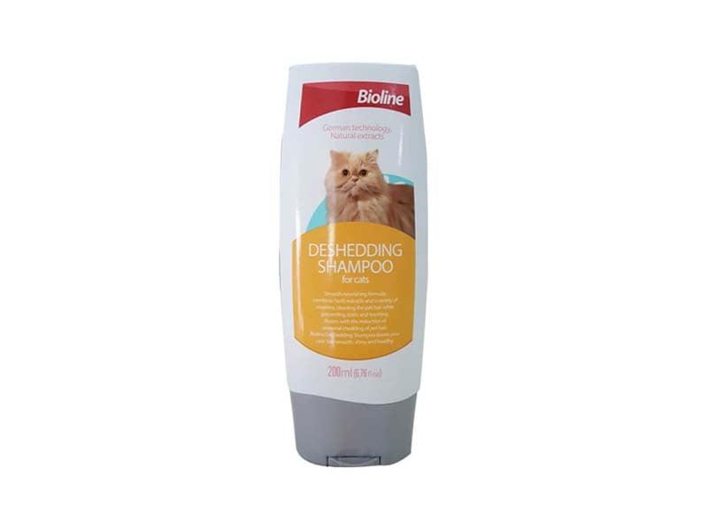 Dầu gội Bioline Deshedding shampoo