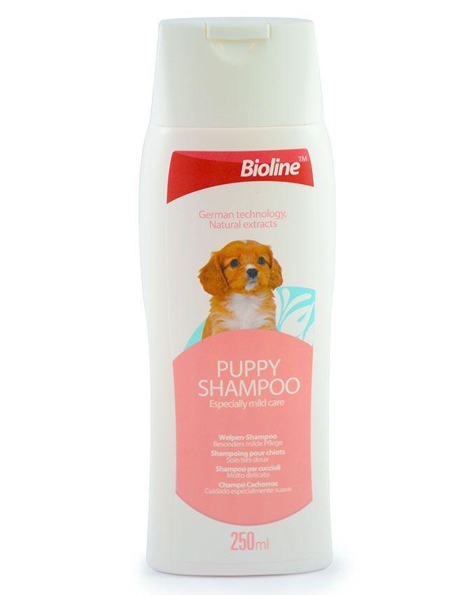 Dầu tắm gội Bioline Puppy Shampoo