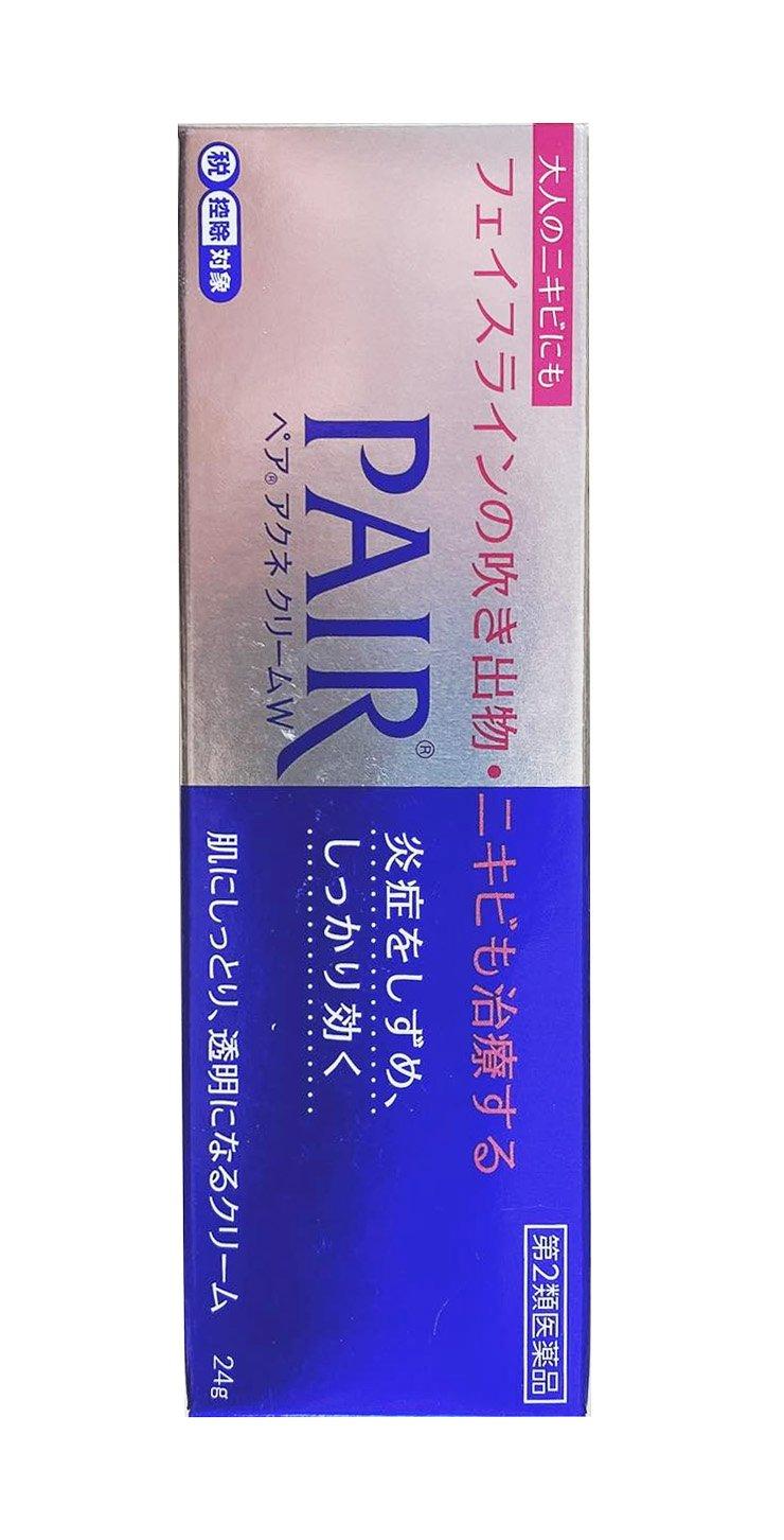 Kem Pair Nhật Bản giúp hỗ trợ tốt với các loại mụn cứng đầu 24g