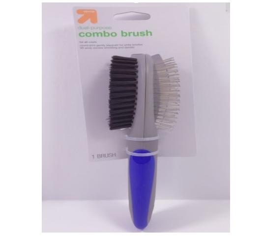 Lược Combo Brush cao cấp 2 đầu chải lông cho chó mèo