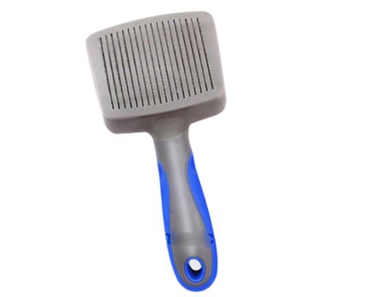 Lược xanh ghi đẩy lông làm sạch cho chó mèo
