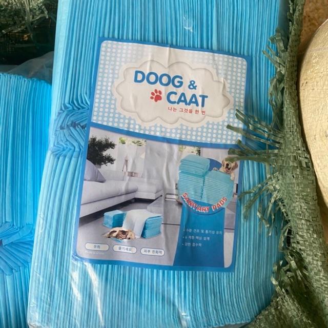 Bịch miếng lót vệ sinh cho chó mèo