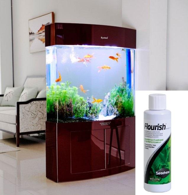 Phân nước Seachem flourish cho cá