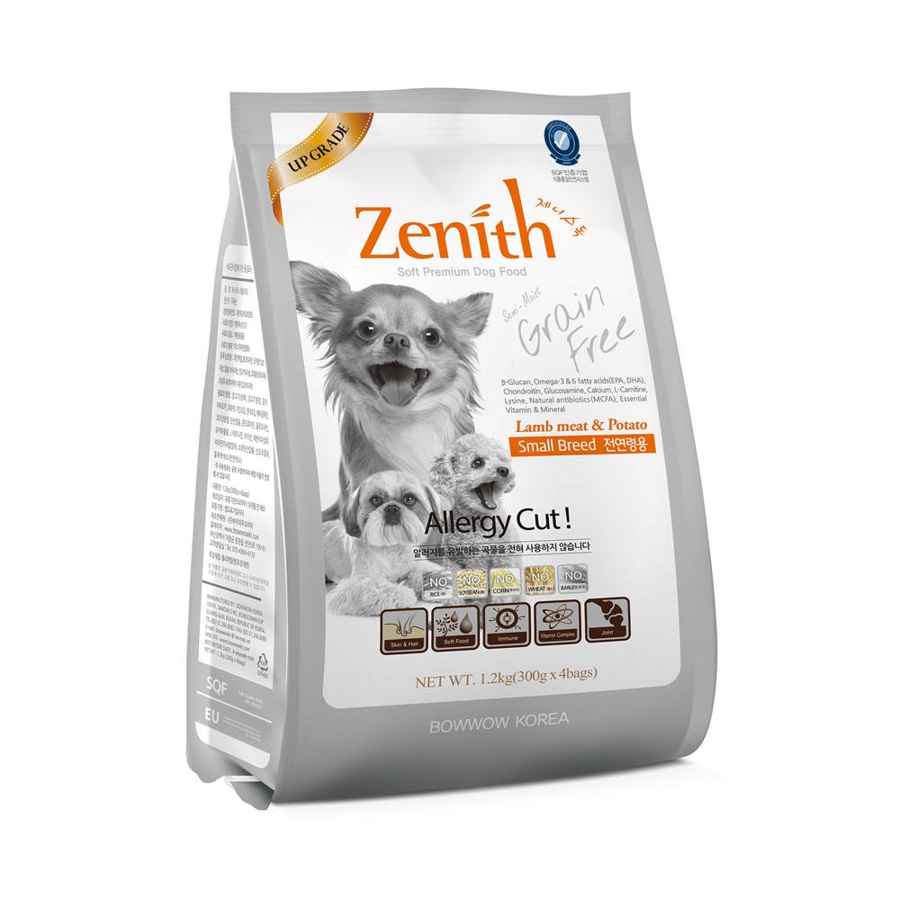 Thức ăn hạt Zenith chó nhỏ dưới 10kg