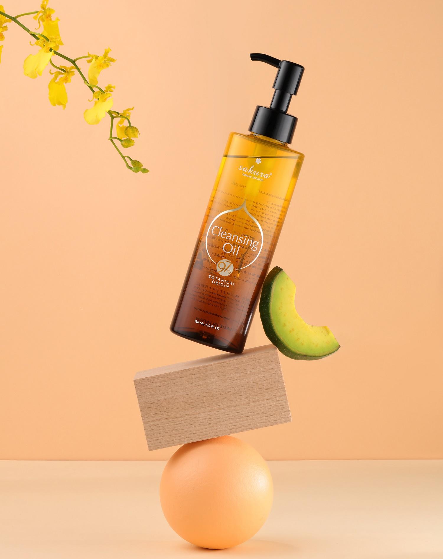 Thành phần thiên nhiên làm sạch sâu hiệu quả, dịu nhẹ trên da