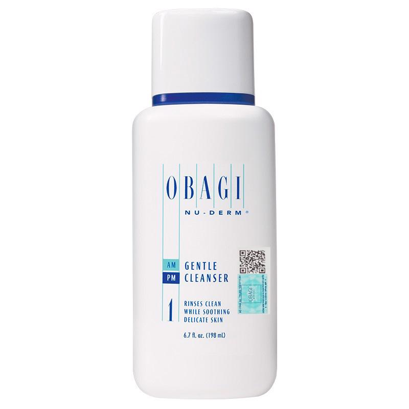 Sữa rửa mặt Obagi Nu-Derm Gentle Cleanser 1