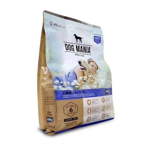 Dog Mania Premium gói 400g