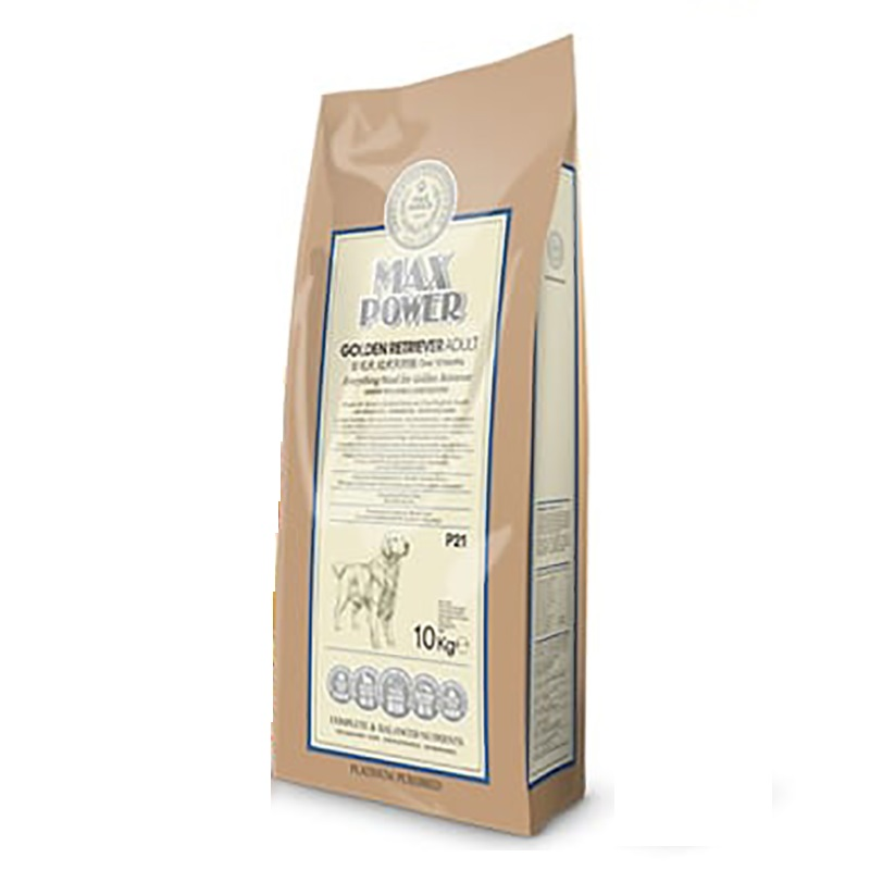 Thức ăn hạt MaxPower Golden Adult